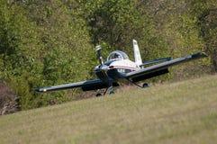 Volare-in Fotografia Stock Libera da Diritti
