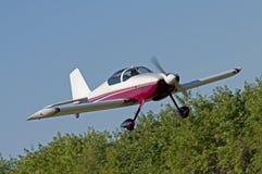 Volare-in Fotografie Stock