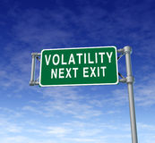 Volatility royalty free illustration