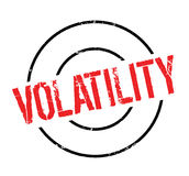 Volatility rubber stamp Stock Photo