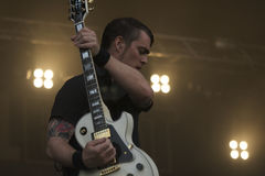 Volbeat Fotografia Stock