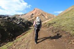 Volcán Imagen de archivo libre de regalías