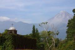 Volcán Imagen de archivo