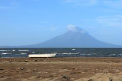 Volcán Concepción Imagen de archivo