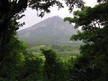 Volcán Concepción em Nicarágua Imagens de Stock Royalty Free