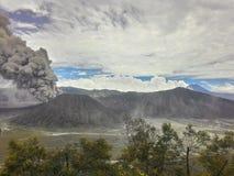 Volcán de Bromo Imagen de archivo