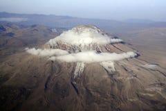 Volcán de Chimborazo Imagen de archivo