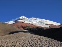 Volcán de Cotopaxi Fotografía de archivo libre de regalías