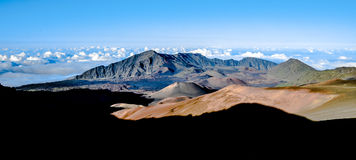 Volcán de Hawaii Imágenes de archivo libres de regalías