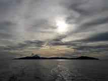 Volcán de Mayon Fotografía de archivo libre de regalías