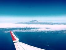 Volcán de Tenerife Imagen de archivo libre de regalías