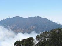 Volcán de Turrialba Foto de archivo libre de regalías