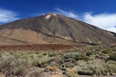 Volcán del EL Teide Fotos de archivo