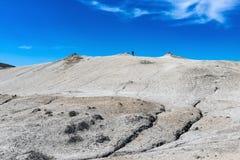 Volcán del fango Fotografía de archivo