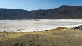 Volcán del mexicano de la nieve fotos de archivo