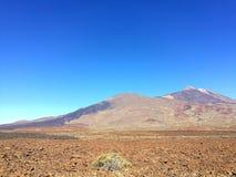 Volcán Teide Imagen de archivo libre de regalías