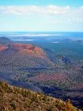 Volcan éteint Photo libre de droits