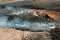 Volcan photographie stock libre de droits