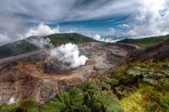 Volcan photos libres de droits