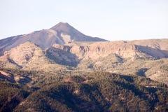Volcan Basaltic Mountain Stock Photography
