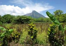 Volcan Concepción Imagenes de archivo