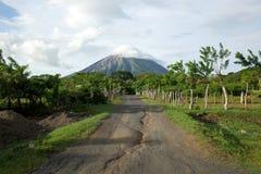 Volcan Concepción Immagini Stock Libere da Diritti