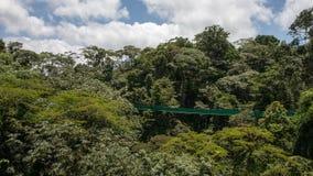 Volcan d'Arenal au Costa Rica images libres de droits