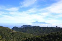 Volcan d'EL Teide Images libres de droits