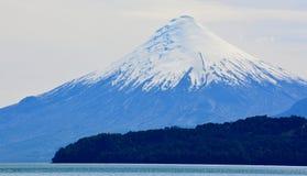 Volcan d'Osorno Photos libres de droits