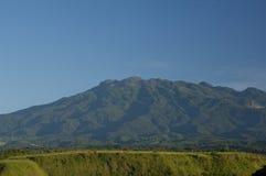 Volcan de Baru photographie stock