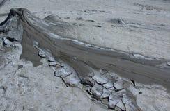 Volcan de boue images stock