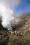 Volcan de Bromo de support, Java-Orientale, Indonésie Photo libre de droits