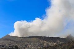 Volcan de Bromo, Java-Orientale, l'Indonésie Photo libre de droits