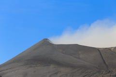 Volcan de Bromo, Java-Orientale, l'Indonésie Photographie stock
