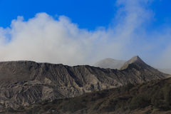 Volcan de Bromo, Java-Orientale, l'Indonésie Photo stock