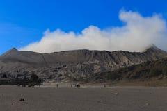 Volcan de Bromo, Java-Orientale, l'Indonésie Image libre de droits