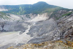 Volcan de Gunung Bartur images stock
