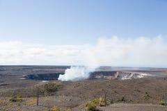 Volcan de Kilauea photographie stock libre de droits