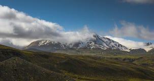 Volcan de l'Islande banque de vidéos