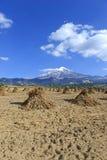 Volcan de Pico de Orizaba, Mexique photographie stock libre de droits