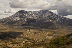 Volcan de St'Helens Photo libre de droits