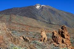 Volcan de Teide Photo stock