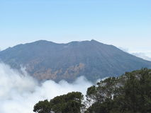 Volcan de Turrialba Photo libre de droits