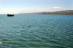 Volcan de Villarrica Images libres de droits