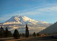 Volcan dormant image libre de droits
