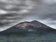 Volcan du Vésuve Photographie stock