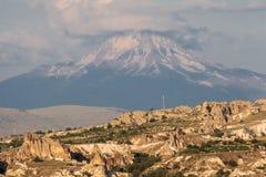 Volcan en Turquie Images stock