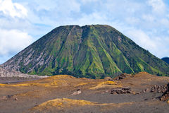 Volcan, Indonésie photographie stock libre de droits