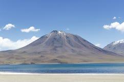 Volcan Miniques 库存照片