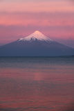 Volcan Osorno, Chile Stock Photo